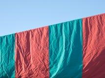 Zirkus-Zelt-Abstraktion Lizenzfreies Stockfoto