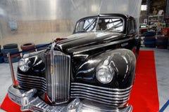 Zis-110 εκλεκτής ποιότητας αυτοκίνητο - εικόνα αποθεμάτων Στοκ Εικόνες