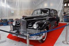 Zis-110 εκλεκτής ποιότητας αυτοκίνητο - εικόνα αποθεμάτων Στοκ Εικόνα
