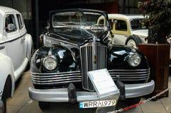 ZIS 110 κλασικό αυτοκίνητο Στοκ Εικόνες