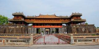 Zitadelle der Farbe, Vietnam lizenzfreies stockbild