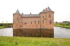 Zitadelle des 13. Jahrhunderts Stockbilder
