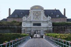 Zitadelle in Lille Stockfoto