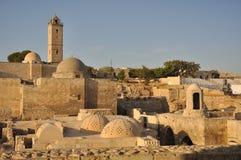 Zitadelle von Aleppo lizenzfreie stockfotos