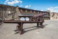 Zitadellen-Fort Adelaide Port Louis - Reise in Mauritius Lizenzfreie Stockbilder