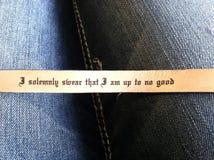 Zitat von Harry Potter Stockbild