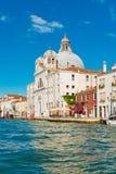 Zitelle church in Venezia Stock Images