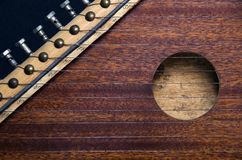the zither royalty free stock photo