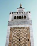 Zitouna Mosque fotografia stock