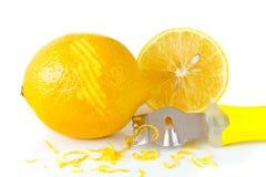 Zitrone. Lizenzfreies Stockfoto