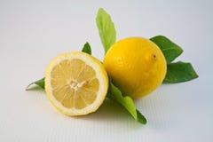 Zitrone 7 Lizenzfreies Stockfoto