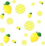 Zitrone BG Lizenzfreie Stockfotos