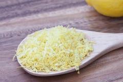 Zitrone-Eifer Lizenzfreie Stockbilder