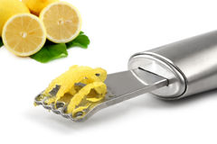 Zitrone-Eifer Lizenzfreies Stockbild