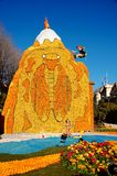 Zitrone-Festival (Fete du Citron) - Menton, Frankreich Lizenzfreie Stockfotografie