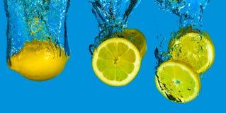 Zitrone frisch Stockfoto