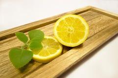 Zitrone frisch Lizenzfreie Stockfotografie