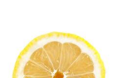 Zitrone, halb, Bestandteil, Natur, Saft, Lizenzfreie Stockfotografie