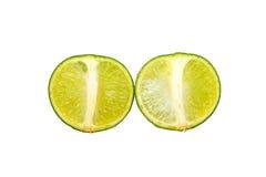 Zitrone, Kalk Stockbilder