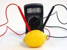 Zitrone-Leistung lizenzfreie stockfotos
