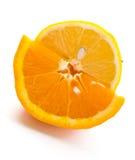 Zitrone, orange Stockfotos