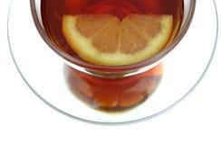 Zitrone-Tee Lizenzfreie Stockfotos