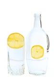 Zitronegetränk Lizenzfreie Stockbilder