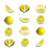 Zitronen Stockfotografie