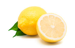Zitronen 3 Lizenzfreie Stockfotos