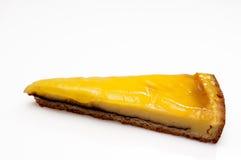 Zitronen-Kuchen Lizenzfreies Stockbild