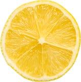 Zitronen-Scheibe Lizenzfreie Stockfotografie