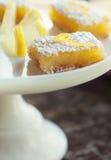 Zitronen-Stangen Stockfoto
