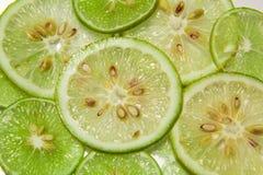 Zitronendia Lizenzfreies Stockfoto