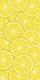 Zitronenfahne Lizenzfreie Stockbilder
