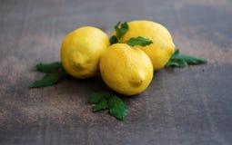 Zitronengelb Stockbilder