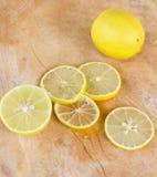 Zitronenkalk Stockbilder