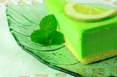 Zitronennachtisch Lizenzfreies Stockfoto