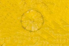 Zitronenphantasie Lizenzfreie Stockfotos