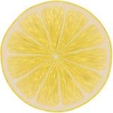 Zitronensaftscheibe. Stockfotos