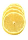 Zitronescheiben Lizenzfreie Stockfotos