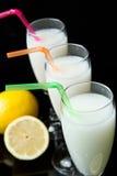 Zitronesorbet Lizenzfreies Stockbild