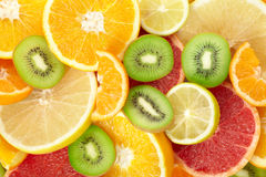 Zitrusfrüchte Lizenzfreies Stockbild