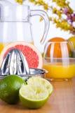 Zitrusfrucht 1 Stockfoto