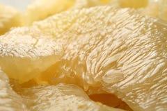 Zitrusfrucht als der abstrakte Hintergrund Stockbild