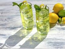Zitrusfrucht-Getränk Lizenzfreie Stockfotos