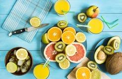 Zitrusfruchtgeist Stockbilder