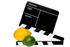 Zitrusfruchtgeschichte Lizenzfreies Stockfoto