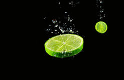 Zitrusfruchtluftblasen Lizenzfreies Stockfoto