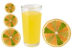 Zitrusfruchtsaft Lizenzfreie Stockbilder