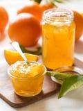Zitrusfruchtstau Stockfoto